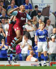 Ipswich Town v Burnley npower Football League Championship