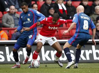 Charlton Athletic v Walsall npower Football League One