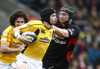 Saracens v London Wasps Guinness Premiership