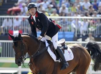 Equestrian - Jumping Individual Final Round A + B