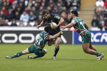 Neath-Swansea Ospreys v Leicester Tigers - Heineken European Cup Pool Two