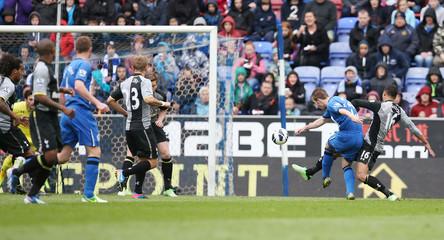 Wigan Athletic v Tottenham Hotspur - Barclays Premier League