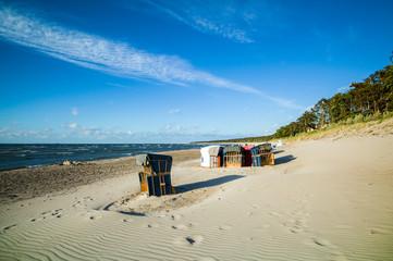 Ostseestrand bei Lubmin