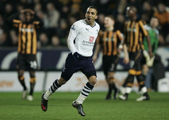 Hull City v Tottenham Hotspur Barclays Premier League