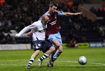 Preston North End v Scunthorpe United npower Football League Championship