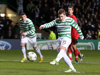 Celtic v Spartak Moscow - UEFA Champions League Group G