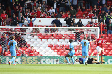 Nottingham Forest v Barnsley - Sky Bet Football League Championship