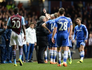 Aston Villa v Chelsea - Barclays Premier League
