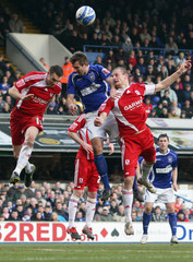 Ipswich Town v Middlesbrough Coca-Cola Football League Championship