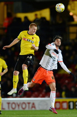 Watford v Fulham - Sky Bet Football League Championship