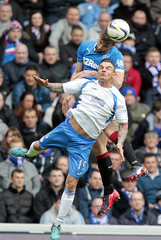 Rangers v Queen of the South - Scottish Premiership Play-Off Quarter Final Second Leg