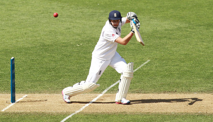 New Zealand v England - The ANZ Series Third Test