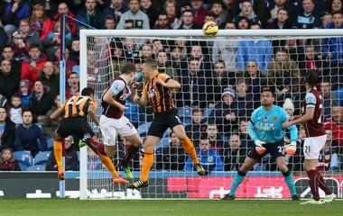Burnley v Hull City - Barclays Premier League