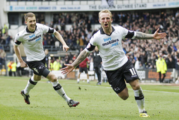 Derby County v Nottingham Forest - Sky Bet Football League Championship