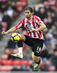 Sunderland v Fulham Barclays Premier League