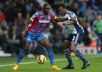 West Bromwich Albion v Crystal Palace - Barclays Premier League