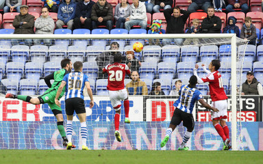 Wigan Athletic v Fulham - Sky Bet Football League Championship