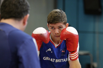 Great Britain Amateur Boxing Team Media Day