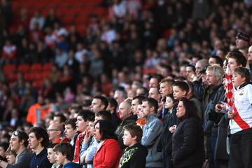 Southampton v Sheffield Wednesday npower Football League One