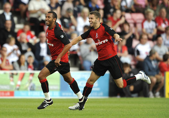 AFC Bournemouth v Fulham Pre Season Friendly