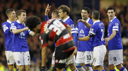 Everton v Queens Park Rangers - FA Cup Third Round