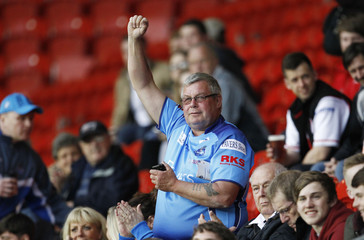 St Helens v York City Knights - Ladbrokes Challenge Cup Sixth Round