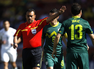 Algeria v Slovenia FIFA World Cup South Africa 2010 - Group C