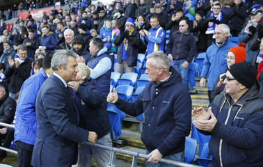 Cardiff City v Fulham - Sky Bet Football League Championship