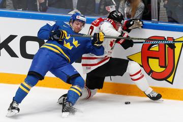Ice Hockey - 2016 IIHF World Championship Quarter-final