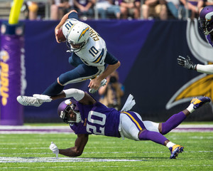 NFL: Preseason-San Diego Chargers at Minnesota Vikings