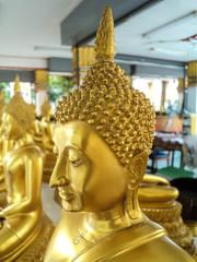 Golden Buddha,Thailand