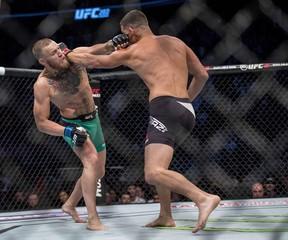 MMA: UFC 202-Diaz vs McGregor 2