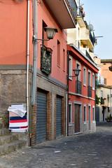 Castelmola Sicily Italy