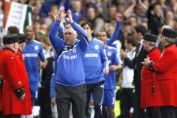 Chelsea v Wigan Athletic Barclays Premier League