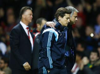 Manchester United v Chelsea - Barclays Premier League