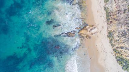 Beautiful Crystal Cove, Orange County, California