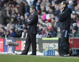 Aston Villa v Burnley Barclays Premier League
