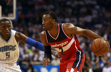 NBA: Washington Wizards at Orlando Magic