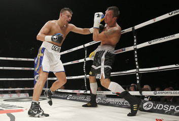 Christopher Rebrasse v George Groves European Super-Middleweight Title & WBC Super-Middleweight Title Eliminator