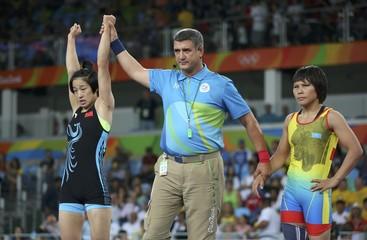 Wrestling - Women's Freestyle 48 kg Bronze