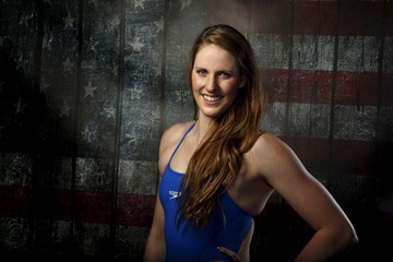 Spotlight: U.S. athletes: eyes on the Olympic prize