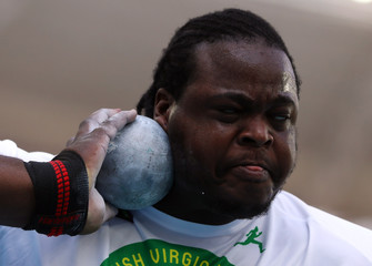 Athletics - Men's Shot Put Qualifying Round