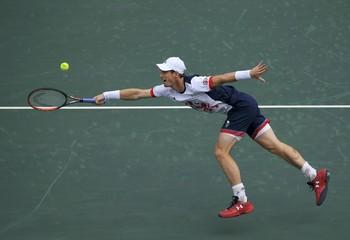 Tennis - Men's Singles Third Round