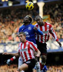 Everton v Sunderland Barclays Premier League
