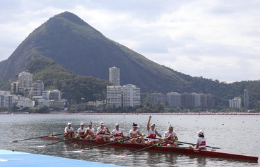 Rowing - Women's Eight Repechages