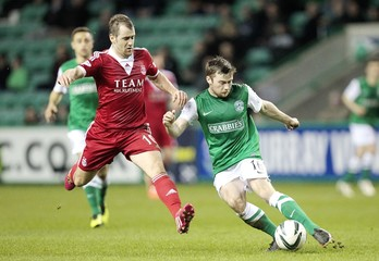 Hibernian v Aberdeen - Scottish Premiership