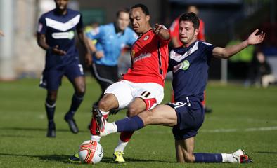 Crewe Alexandra v Southend United Football League Two Play-Off Semi Final First Leg