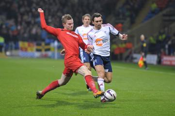 Bolton Wanderers v Cardiff City - npower Football League Championship