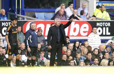 Everton v Chelsea Barclays Premier League