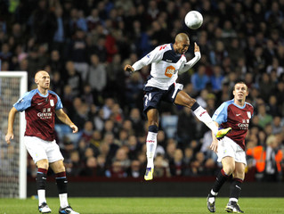 Aston Villa v Bolton Wanderers Carling Cup Third Round
